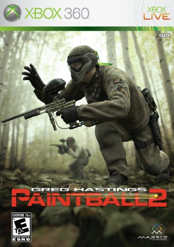 Greg Hastings' Paintball 2 – Xbox 360