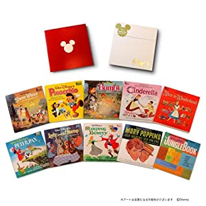 Disney Soundtrack Box ~Vintage Art Collection (10枚組CD)