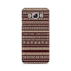 Ebby Brown Ribbon Premium Printed Case For Samsung Grand 2 G7106