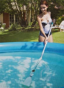 Lektra Vac Battery Powered Pool Vacuum Swimming Pool Handheld Vacuums Patio