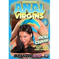 Anal Virgins # 5