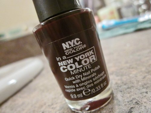 NYC New York Color In A New York Color Minute Quick Dry Nail Polish, Lincoln Center at Sears.com