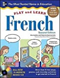img - for Ana Lomba: Play and Learn French with Audio CD, 2nd Edition (Hardcover - Revised Ed.); 2011 Edition book / textbook / text book