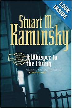 A Whisper to the Living  - Stuart M Kaminsky