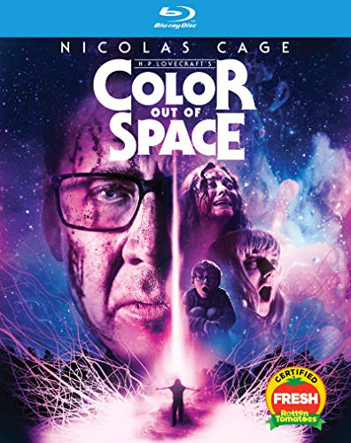 Blu-ray : Color Out Of Space