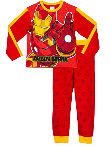 Avengers Boys' Iron Man Pajamas