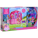Barbie in A Pony Tale Sisters' Deluxe Stable Giftset