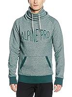 Alpine Pro Sudadera REDNECK (Verde)