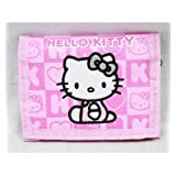 Hello Kitty Wallet Pink Square