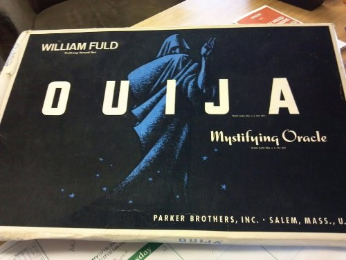 Ouija - William Fuld Talking Board Set