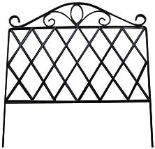 buy Pangaea Home And Garden Garden Fencing Edging, Diamond