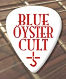 Blue Oyster Cult Logo Premium Guitar Pick x 5 Medium