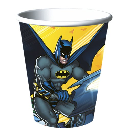 Batman The Dark Knight Cups 8ct - 1