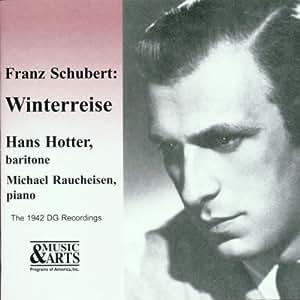 Hans Hotter Sings Schubert Winterreise (The 1942 DG Recordings)