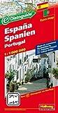 Spain-Portugal-Road-Map
