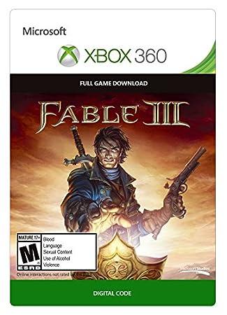 Fable III - Xbox 360 [Digital Code]