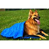 Dog Sleeping Bag. For that camping trip. Keep your dogs warm and allow them to feel part of the camp. Size 110 x 85cmby Trixie