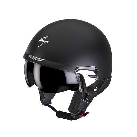 SCORPION eXO paDOVA 2-100 casque-noir mat-noir