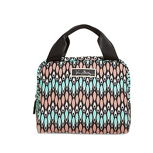 Vera Bradley Lighten Up Lunch Cooler (Sierra Stream) - 1