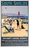 National Railway Museum Art Print, South Shields (36 x 28cm Art Prints/Posters)