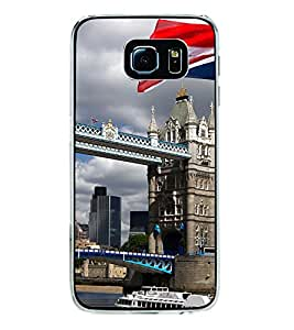 London Bridge 2D Hard Polycarbonate Designer Back Case Cover for Samsung Galaxy S6 G920I :: Samsung Galaxy G9200 G9208 G9208/SS G9209 G920A G920F G920FD G920S G920T