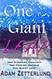 Cover of One Giant Leap by Adam Zetterlund 0557231019