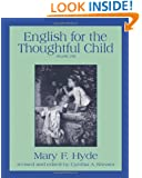 English for the Thoughtful Child, Vol. 1