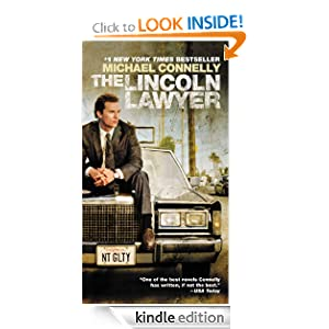 "Gold Box Deal of the Day: $2.99 Each, ""Lincoln Lawyer"" Novels (Kindle Editions)"