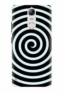 Lenovo K5 Note Designer Printed Back Case Cover For Lenovo Vibe k5 Note - By Noise / Graffiti & Illustrations / Swrill Pattern - By Noise