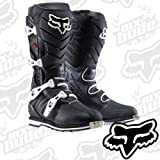 Fox F3 Boots Black - Size US 12 (UK11)