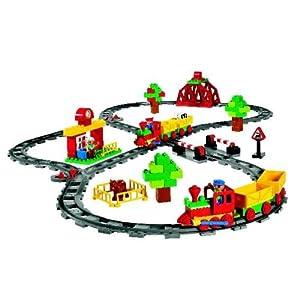 LEGO Education DUPLO Push Train Set 779212 (129 Pieces)