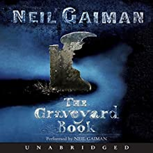The Graveyard Book Audiobook by Neil Gaiman