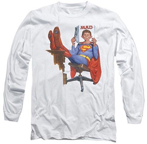 Mad Magazine Super Read Long Sleeve T-Shirt