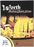 WORTH ワース弦 BM-LG フロロカーボン弦Low-Gセット ソプラノ/コンサート ランキングお取り寄せ