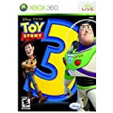 Selected Disney Pixar Toy Story 3 X360 By Disney Interactive