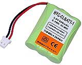 【ロワジャパン】【大容量バッテリー 通話時間UP】 日立 ET-CLBATT-1 ナカヨ NYC-CLBATT-1 コードレスホン 機用 充電池 電話機用 バッテリー
