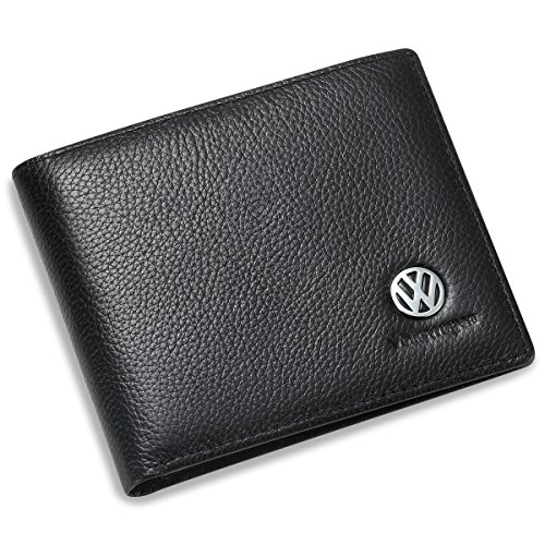 volkswagen-bifold-wallet-with-3-card-slots-and-id-window-genuine-leather