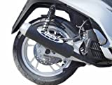 Gilera Runner VX-VX 125 2002-2007 Endy Performance Exhaust Full System Deportive Stainless Can