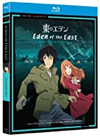 Eden Of The East Complete Series - Classic Blu-ray by Funimation Prod
