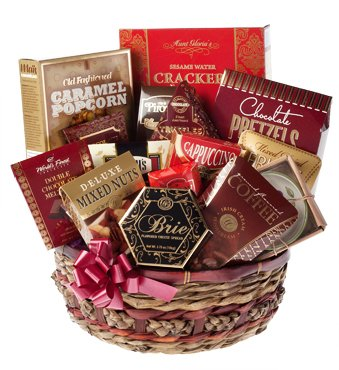 Royal Treat - Gift Holiday Basket