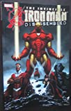 img - for The Invincible Iron Man: Disassembled (Avengers Disassembled: Iron Man) book / textbook / text book