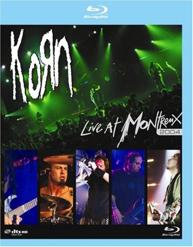 Korn / Live at Montreux 2004 (2004) BDRip