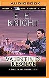 Valentine's Resolve (Vampire Earth Series)