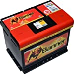Banner Power Bull 12V 62Ah P6219