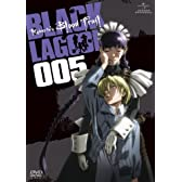 OVA BLACK LAGOON Roberta's Blood Trail 005 [DVD]