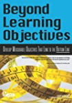 Beyond Learning Objectives: Develop M...
