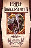 img - for By Tim Waggoner Temple of the Dragonslayer (Dragonlance: The New Adventures, Vol. 1) [Paperback] book / textbook / text book
