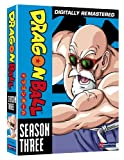 Dragon Ball: Season 3 [DVD] [Region 1] [US Import] [NTSC]