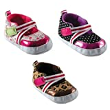 Girl Colorful Print Shoe