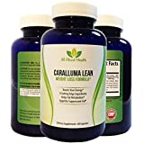 Pure Caralluma Fimbriata - All Natural Weight Loss Supplement and Appetite Suppressant - Top Herbal Supplement Fat Burner - Lose Weight, Detox and Cleanse Body Naturally - 60 1000mg Veggie Capsules
